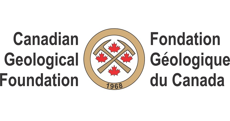 The Canadian Geological Foundation Logo